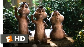 Alvin and the Chipmunks (2007) - Funky Town Scene (2/5)