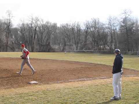 CH at SP baseball clip 9 3-27-13