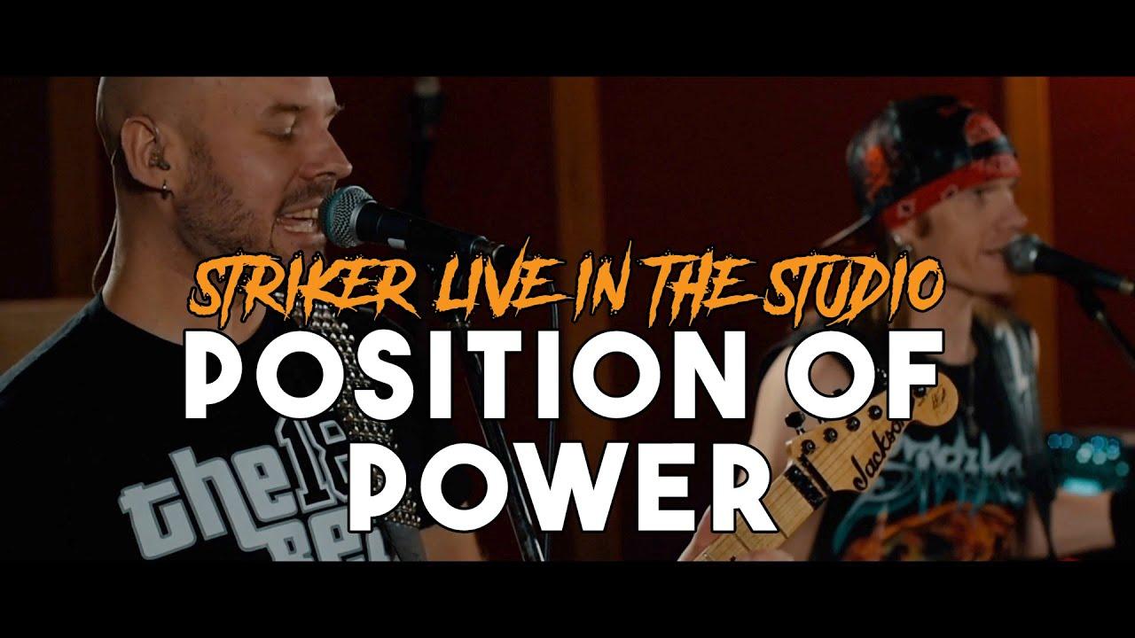 STRIKER - Position of power