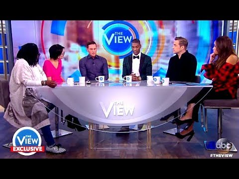 Fashion Photographer Scandal With Male Models Discussed (The View)
