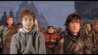Alexander Rybak - Promo-Video for How To Train Your Dragon 3. (Norwegian w. English Subtitles)