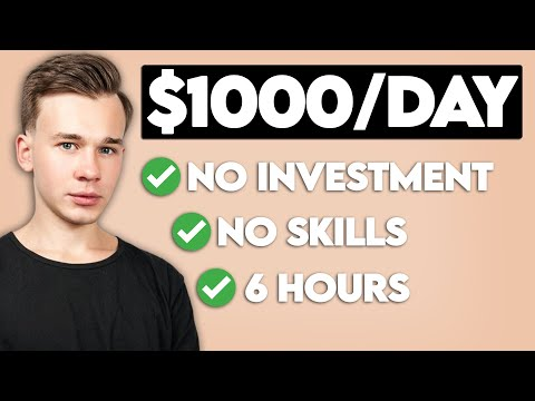 The easiest ways to make money in