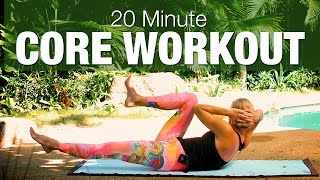 20 Minute Core Workout Yoga Class - Five Parks Yoga by Five Parks Yoga w/ Erin Sampson