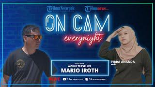 Mario Iroth Touring ke 66 Negara Naik Motor, Terjebak Lockdown di Argentina hingga Dikawal Polisi