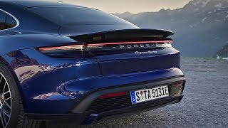 Porsche Taycan 2020 - Test Drive (Electric Sports Sedan)
