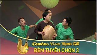 HTV Chuông vàng vọng cổ 2019   Vòng tuyển chọn - Đêm 3   #HTV CVVC 2019
