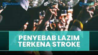Apa Saja Penyebab Lazim Penyakit Stroke dapat Menyerang Usia Muda? Begini Penjelasan dr Tan Shot Yen