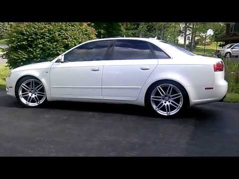 RS4 19'' on an Audi A4 B7