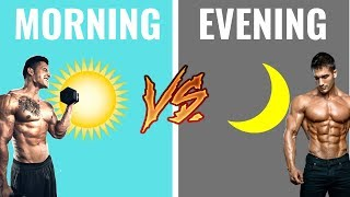 When is the Best Time to Workout? (Morning vs Evening)