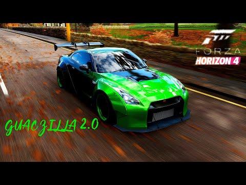 How to build Tanner Fox's '17 Nissan GTR (Forza Horizon 4
