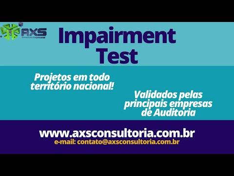 Impairment Test Avaliação Patrimonial Inventario Patrimonial Controle Patrimonial Controle Ativo