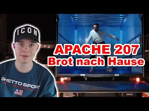 Apache 207 - Brot Nach Hause (Official Video) REACTION