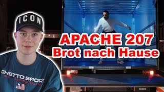 Apache 207   Brot Nach Hause (Official Video) REACTION