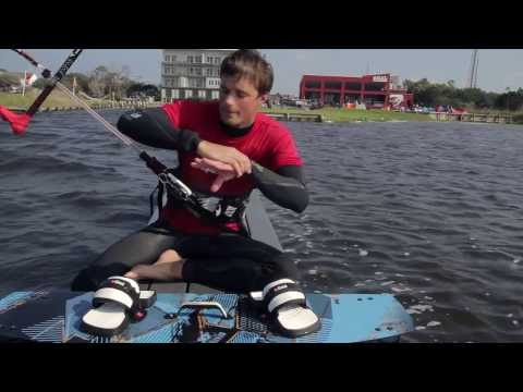 2014 Best Spark Plug V2 Kiteboard Review