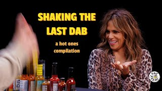 'Hot Ones' Guests React to Sean Shaking the 'Last Dab' (Seasons 1-9)
