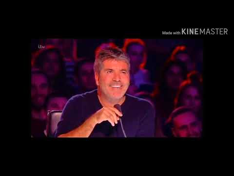 X act the magician (Marc spelmann) all performances in Britain's Got Talent (видео)