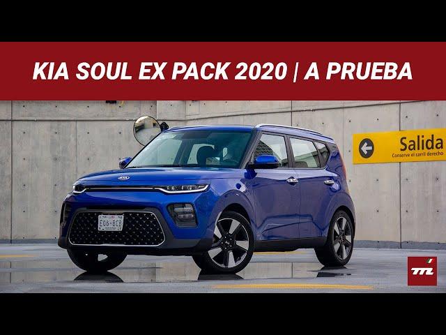 KIA Soul EX Pack 2020, a prueba: Todo el equipo y detalles caben en un cubito (con ruedas) sabiéndolo acomodar