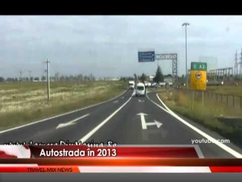 Autostrada către mare va fi gata în 2013 – VIDEO