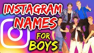 😍Best Instagram Names for Boys    Instagram Usernames For Boys #InstagramNamesforBoys