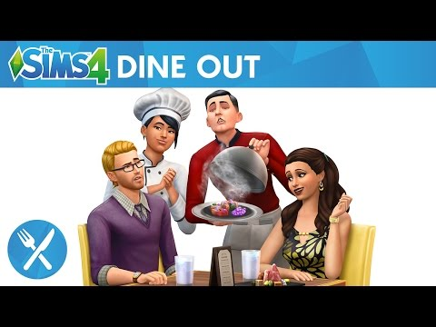 The Sims 4 Dine Out: Official Trailer thumbnail