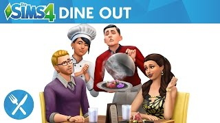 VideoImage1 The Sims™ 4 Dine Out