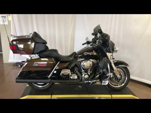 2013 Harley-Davidson® Electra Glide® Ultra Limited Anniversary Edition FLHTK