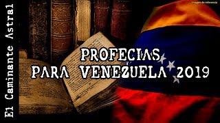 ¡2019! ¡ESTO ES LO QUE VA A PASAR EN VENEZUELA EN ESTE AÑO!