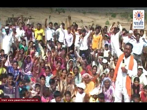 भागवण्या जमिनीची तहान, करतंय रामोशीवाडी श्रमदान