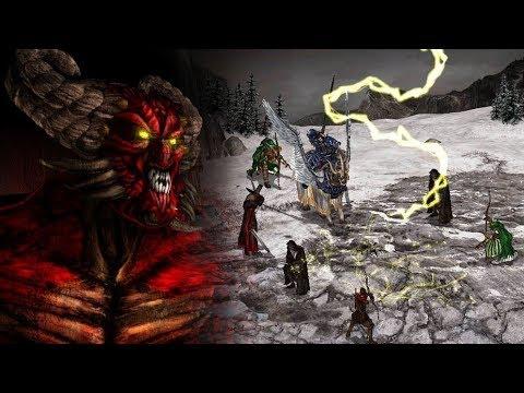 Nostalgia Gaming: Disciples 2: Bunt Elfów - LEGIONY POTĘPIONYCH | Kody STEAM co 50 subów!