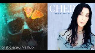 Without Cher - Halsey vs. Cher (Mashup)
