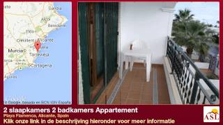 preview picture of video '2 slaapkamers 2 badkamers Appartement te Koop in Playa Flamenca, Alicante, Spain'