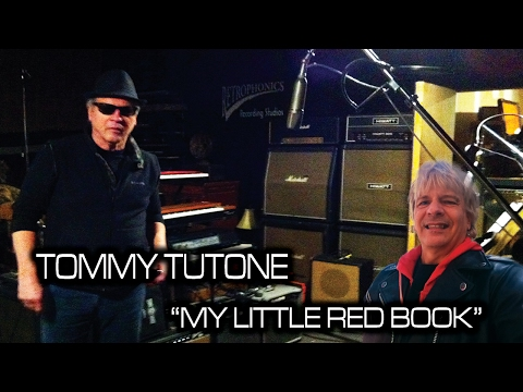 "Tommy Tutone - ""My Little Red Book""   Official Release   HD"