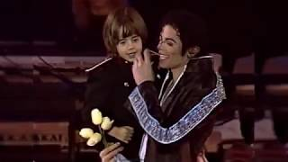 Michael Jackson - Heal The World - Live Auckland 1996 - HD