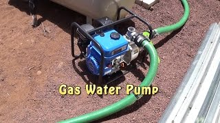 2 inch Gas Water Pump - Pumps water at 150 Gallons per Minute