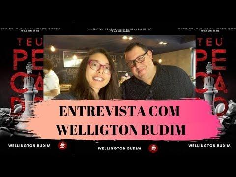 Entrevista com o escritor Welligton Budim | Kemiroxtv