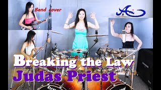 Judas Priest - Breaking the Law Full band cover by Ami Kim(#59-3)