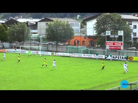4. Runde UPC Tiroler Liga WSG Wattens II vs. SK Jenbach
