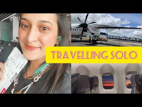And Finally I am Travelling to.....   Hindi vlog