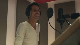 Marc Anthony - Tu vida en la mía (Studio Session) 2019