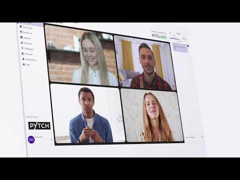 Intelligo - Virtual Event Platform Overview