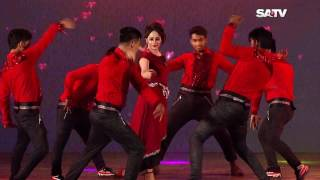Eid Dance By Nisha On SATV | Eid Dance Program