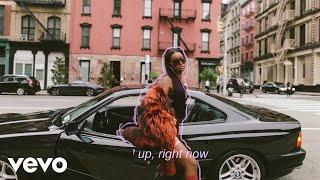 Justine Skye - Back For More (Lyric Video) ft. Jeremih