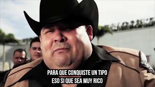"""La Que Es Linda Es Linda - El Coyote """"Jose Angel Ledesma"""" (Video Oficial con Letra)"""