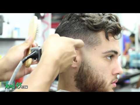 Учебник Barber! Прическа Серхио Рамоса