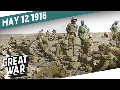 Pochod smrti - Velká válka