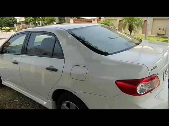 Toyota Corolla XLi VVTi 2014 for Sale in Islamabad