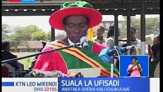 Mbunge wa Naivasha alalamika kuhusu ufisadi