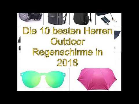 Die 10 besten Herren Outdoor Regenschirme in 2018