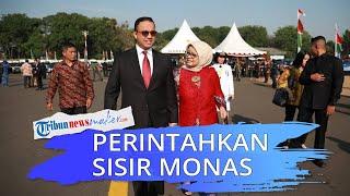 Anies Baswedan Perintahkan Kepala UPT Monas Sisir Seluruh Monas, Sebut Jakarta Masih Kondusif