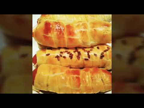 Сосиски в слоёном тесте ✓✓✓ Вкусно и просто
